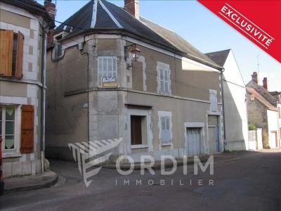 Maison ancienne mailly le château - 5 pièce (s) - 100 m²
