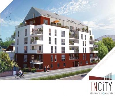 Appartement Nantes Ouest 3 pièce (s) 64.90 m²