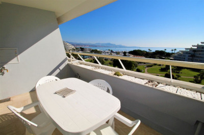39 sqm 2 bedroom apartment in Villeneuve Loubet