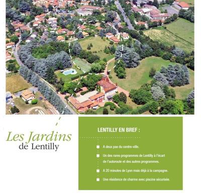 Vente neuf programme Lentilly (69210)