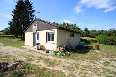 Maison de 70m² et 2680m² de terrain clos