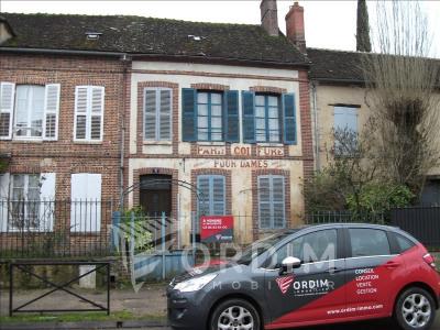 Maison ancienne villeneuve sur yonne - 6 pièce (s) - 133.28 m²