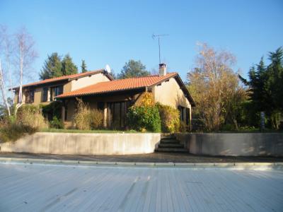SALE LISSIEU 69380 - VERY BEAUTIFUL HOME 130 M 2 + DEPENDENC