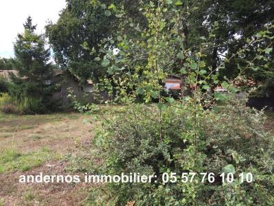 Vente terrain Andernos les Bains (33510)