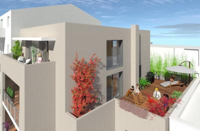 Programme neuf de 6 logements dans le quartier de la Part Di