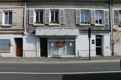 Location local commercial Verberie