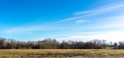 Terrain constructible serres castet - 1344 m²