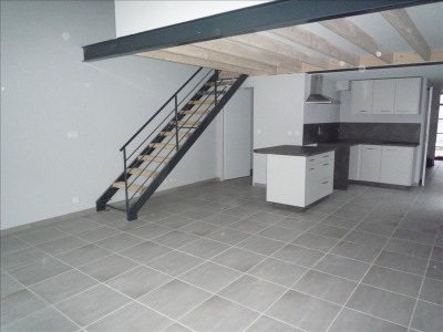 Maison T3 avec terrasse