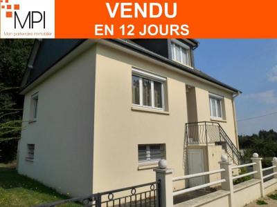 MAISON VEZIN LE COQUET - 5 pièce(s) - 108 m2