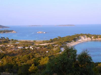 Propriété TB Vue Mer et plage accessible en direct à Palombaggia