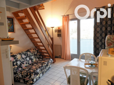 Appartement Vaux Sur Mer 2 pièce (s) 28.7 m² à 100