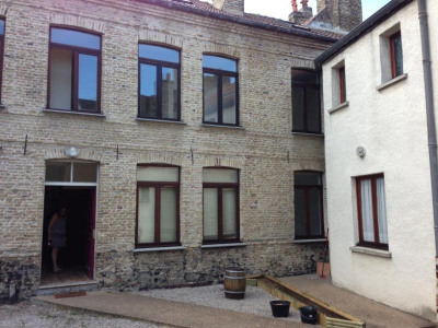 Immeuble de rapport (8 logements loués)
