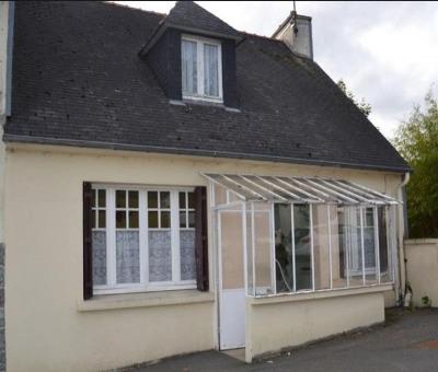 Maison st nicolas du pelem - 3 pièce (s) - 55 m²