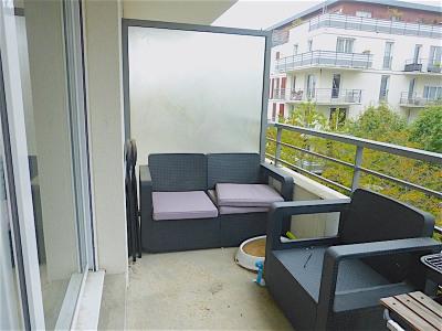 Appartement 2 pièces de 41,60 M²