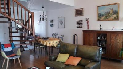 Appartement + mezzanine