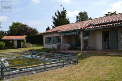 Maison de Plain Pied à LISSIEU de 110 m²