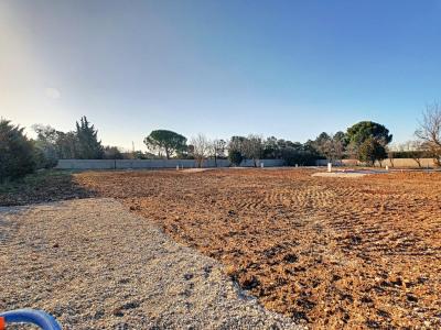 Lot 5 terrain a bâtir carpentras - 606m²