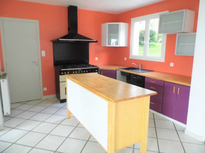 Sale house / villa Ergue Gaberic (29500)