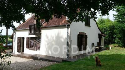 Campagnarde proche Bonny sur Loire - 4 pièces - 93 m²