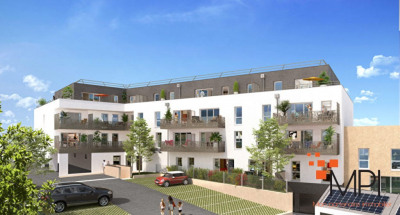 Appartement Mordelles 2 pièce (s) 40.22 m²