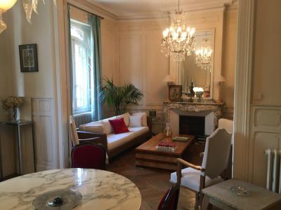 Appartement de prestige avec jardin