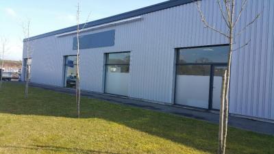 A VENDRE Local d'activité Quimper 420 m²