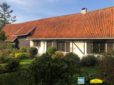 Lederzeele Maison Flamande Individuelle