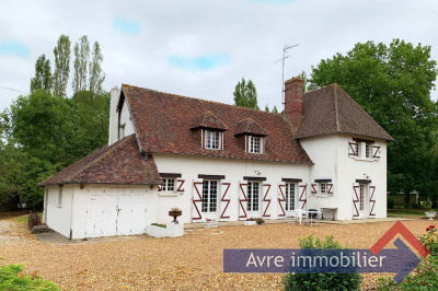 Villa Verneuil D Avre Et D Iton 6 pièce(s)