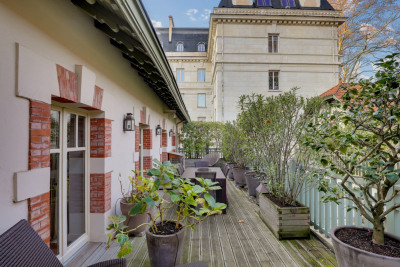 Maison de 201m² avec terrasse à Lyon 6ème