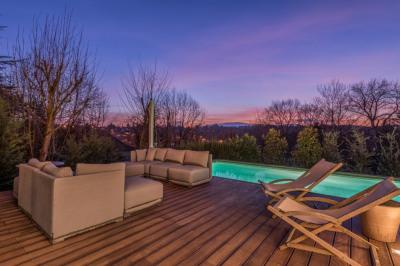 Architect villa with pool