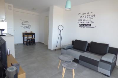 Appartement avec terrasse et garage