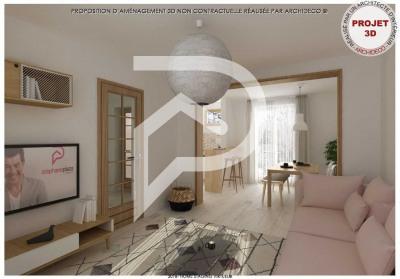 Maison Eaubonne 4 pièce (s) 70 m²