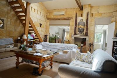 Échoppe double rénovée 180 m² 4 chambres terrasse et magasin