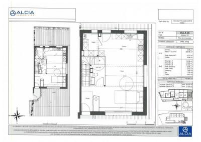 Maison neuve merignac - 4 pièce (s) - 103.96 m²