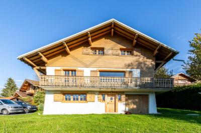 Chalet Combloux 220 m² secteur Bois Roulet