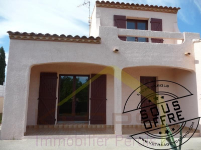 Traditional property 4 rooms