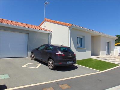 Maison nueil les aubiers - 5 pièce (s) - 95 m²
