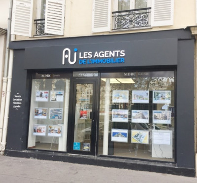 Boutique SANS REPRISE 35 m² Neuilly - Charles de Gaulle