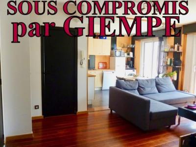 Appartement 2 pièces-45 m²-NANTES-135000 euros