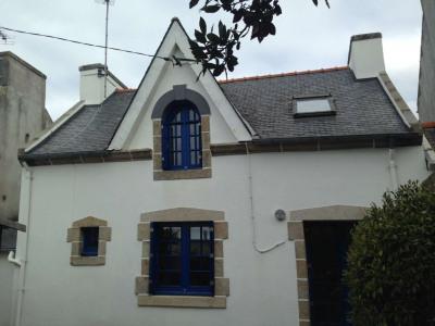 Maison rénovée Audierne
