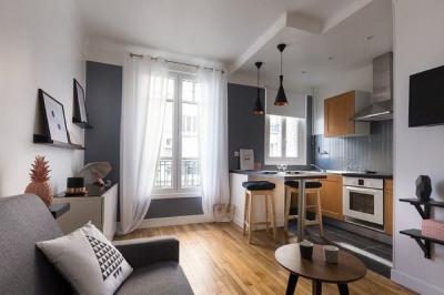 Créteil - vente appartement de 48m², 2 pièces + parking