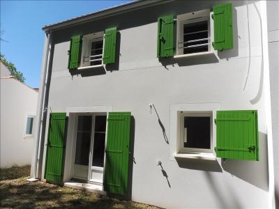Maison breuillet - 3 pièce (s) - 60 m²