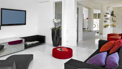 Appartement 5 pièces avec 23,14 m² de terrasse