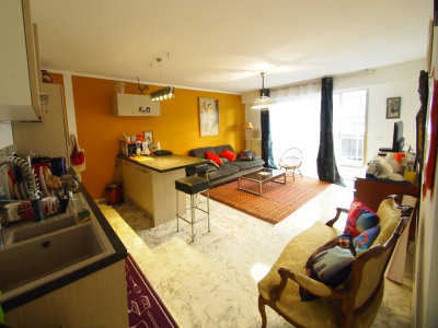 Appartement 3 pièces - terrasses - parfait état -