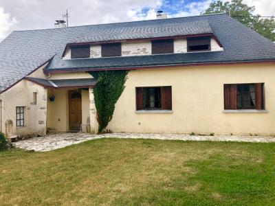 Maison traditionnelle 135m2