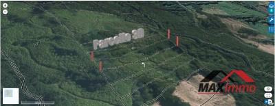 Terrain agricole Saint philippe - 3200 m²