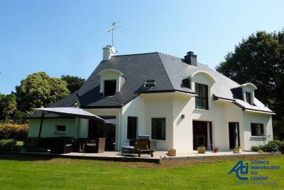 Maison contemporaine - Saint THURIAU -185 m²