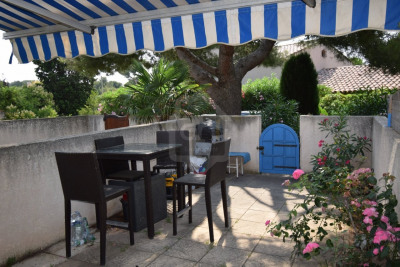 Studio de 29m² avec terrasse