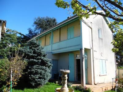 Maison 2 chambres avec garage et jardin