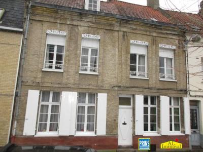 Maison - 6 pièces - 120m² - Centre de Saint OMER